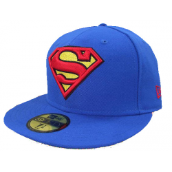 Hiphop Costume Superman Snapback Adjustable Red Blue Classic baseball cap hat