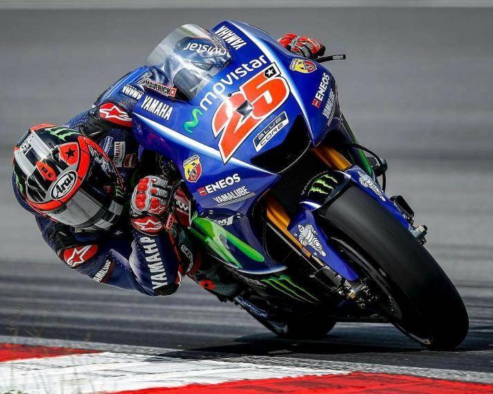 Kualifikasi Dibatalkan Vinales Medapatkan Pole Position Di Grid Star Motogp Qatar Sirkuit Losail Berdasarkan Hasil Yang Diperoleh Pa Motosport Sirkuit Vinales