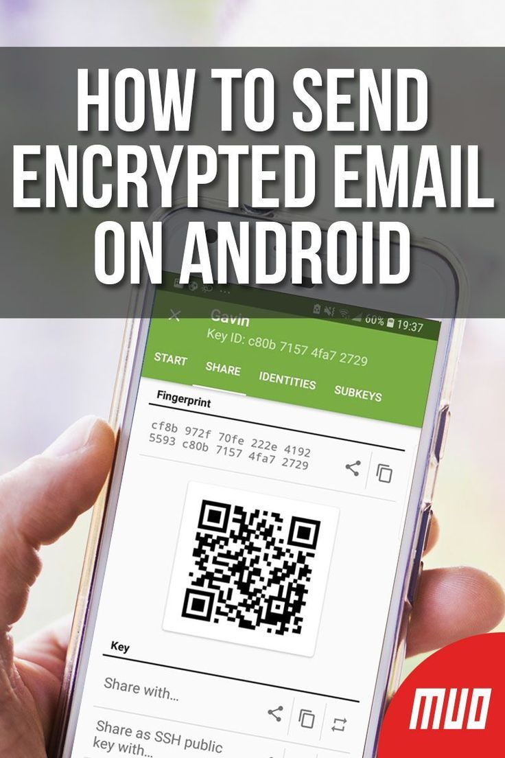 How to Send Encrypted Email on Android Using OpenKeychain
