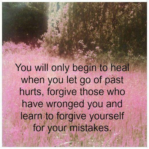 Forgivness of all. An important thing to remember.