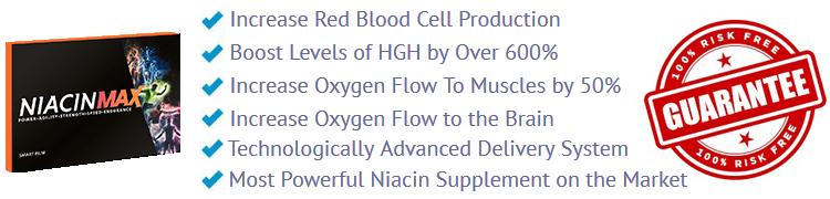 NiacinMax Review Preworkout, Oxygen, Niacin supplement
