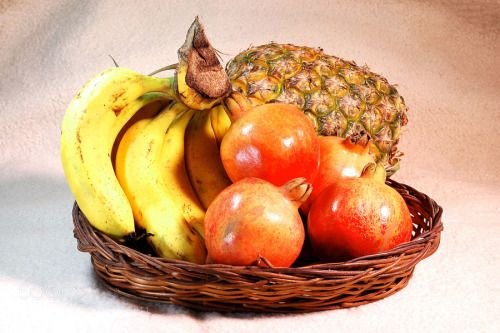 Fruits in a basket 1 by debapanee  IFTTT 500px