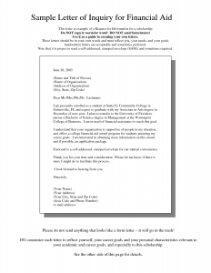 Letter Of Request For Financial Assistance Sample Templates Financial Assistance Financial Lettering
