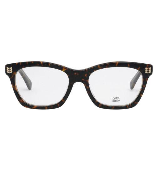 Orla Kiely Womens Tortoise Shell Glasses Opticians