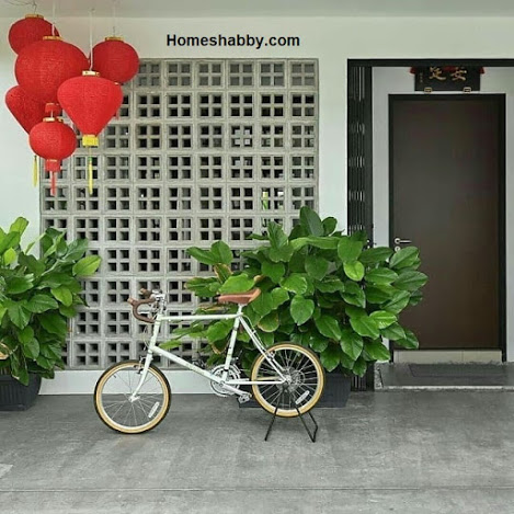 Desain Rumah Modern 2 Lantai Bergaya Industrial Yang Sejuk Dan Tenang Tanpa Banyak Tanaman Indoor Homeshabby Co Di 2021 Desain Rumah Rumah Modern Desain Rumah Modern