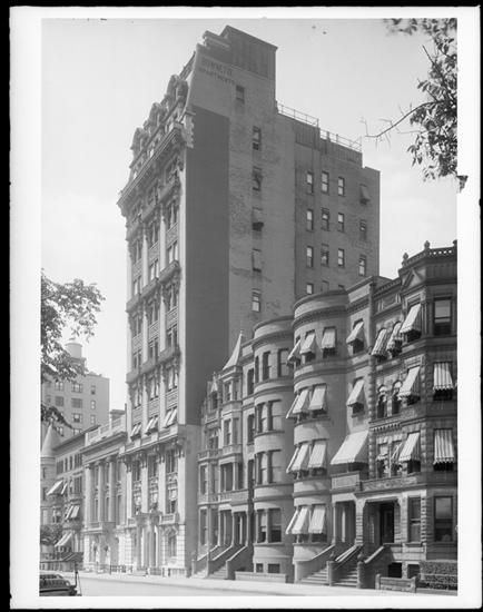 11 West 81st Street Brownette Apartments