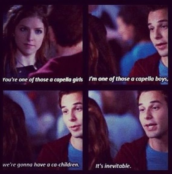 Funniest part of pitch perfect by far!