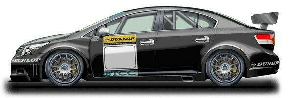 2011 Toyota Avensis BTCC | car review @ Top Speed