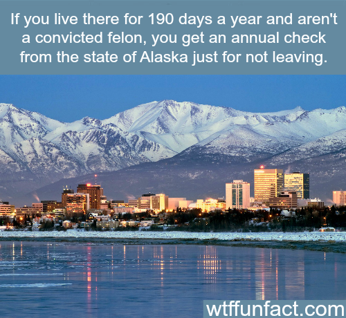 Living in Alasca