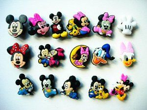 16 Different Disney Mickey Mouse Shoe