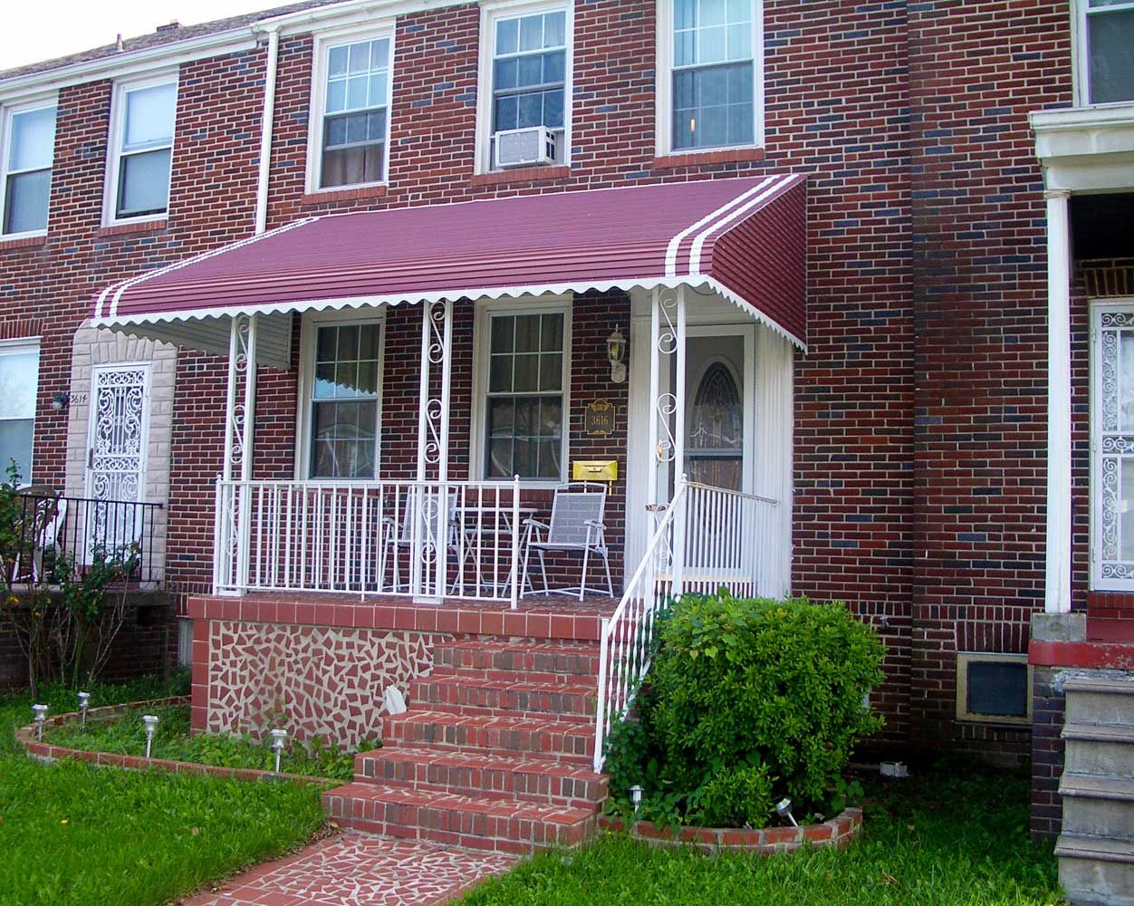 Aluminum Awnings Baltimore Prince Georges County MD