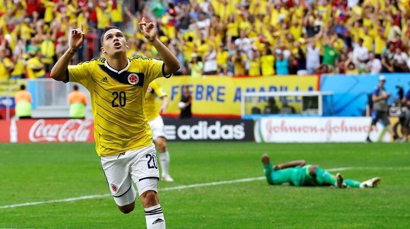 "Vía @elheraldoco: Gol de @juanferquinte10 generó 74 mil tuits en Colombia http://bit.ly/UjIecu  pic.twitter.com/M7DpEr0uKi""@3Ttelemedellin"