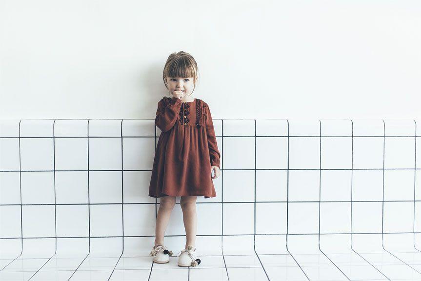 CAPSULE COLLECTIONBébé fille (3 mois4 ans)ENFANTS