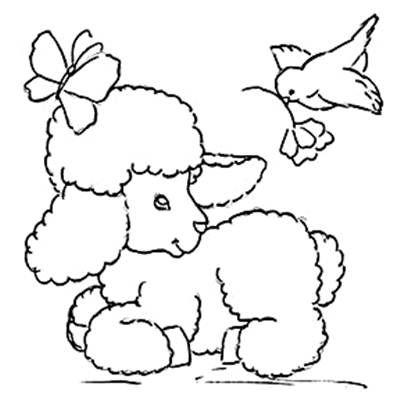 70 desenhos de ovelhas ovelhinhas de pÁscoa cantinho do educador