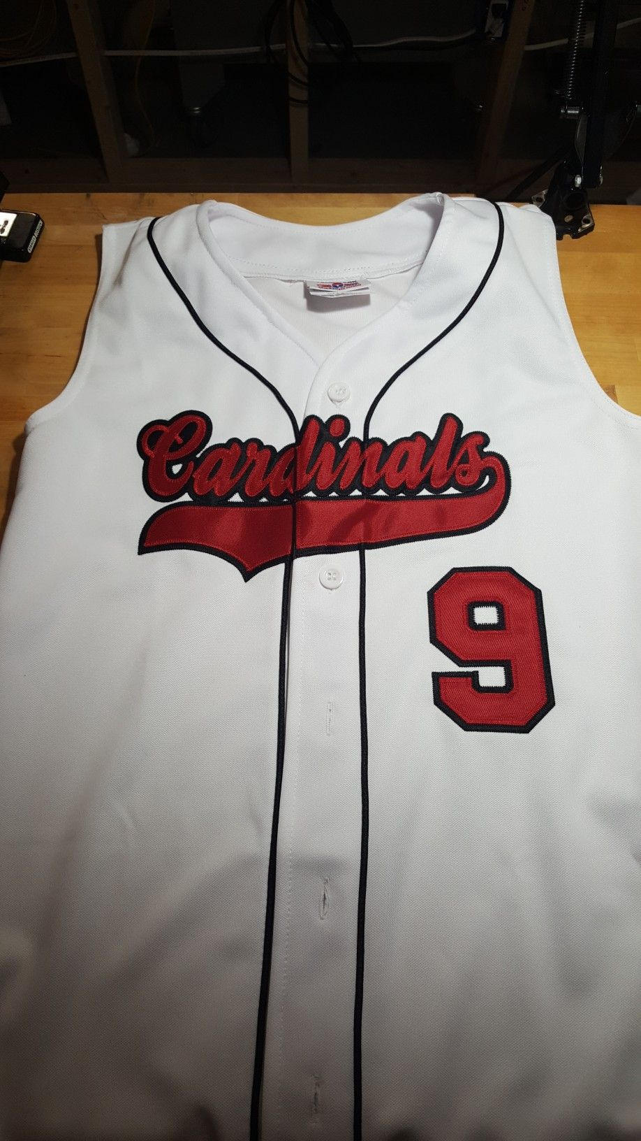 Custom Tackle Twill Spilt Front Baseball Jerseys Embroidery Twill And Design Files Done In House Littl Professional Fashion Team Uniforms How To Wear