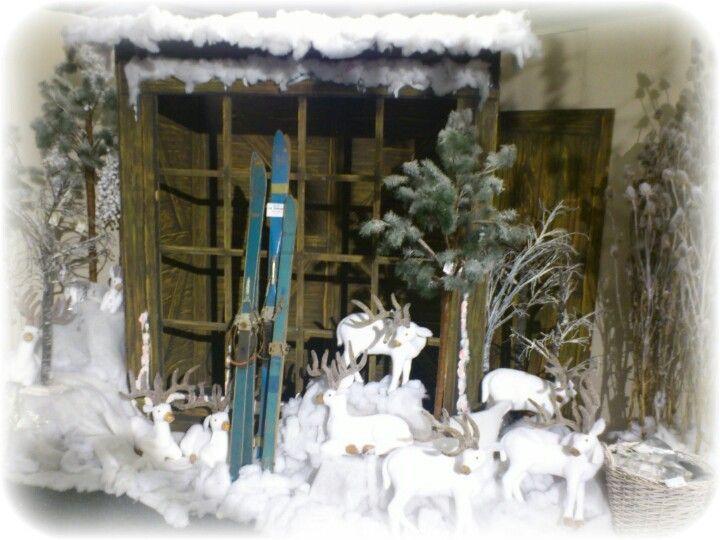 Kerstshow bij de Boet in Hoogwoud