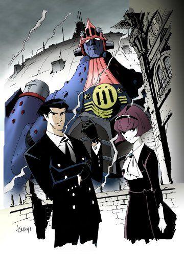 Top 19 Anime Series With Giant Robots Anime Good Anime Series
