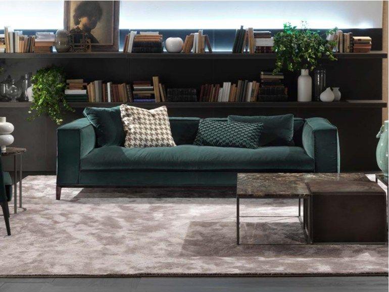 3 seater fabric sofa TAYLOR | 3 seater sofa - FRIGERIO POLTRONE E ...