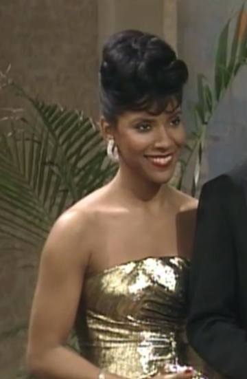 """Clair Huxtable- """"The Cosby Show"""". My role model growing up!"""