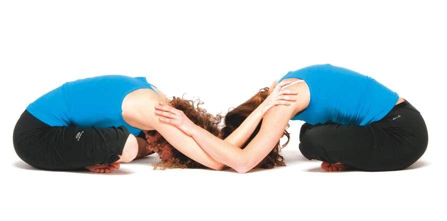 Eccezionale idee per yoga a coppie | Yoga - the B plan | Pinterest | Yoga  AB14