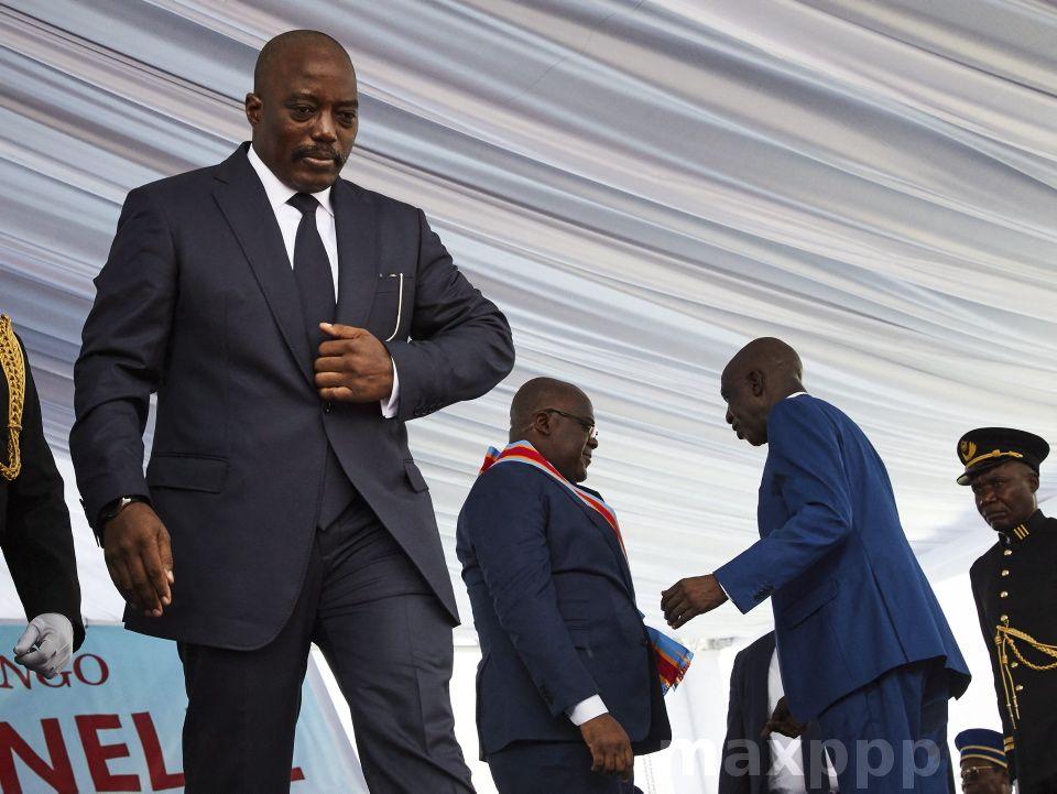 En RDC, le bras de fer se durcit entre Félix Tshisekedi et Joseph Kabila