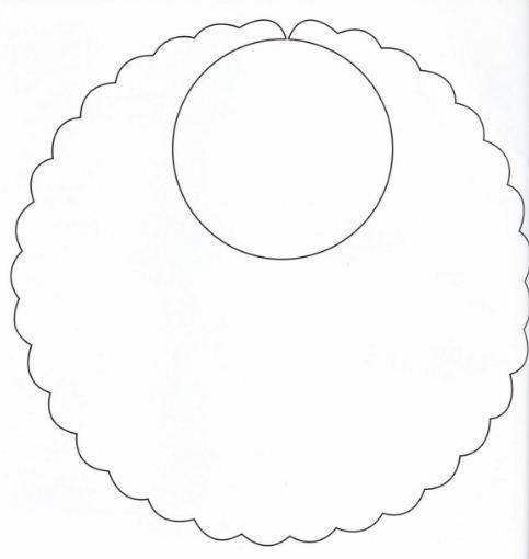 Baberos bordados para Bebe :: … | invitation | Pinte…