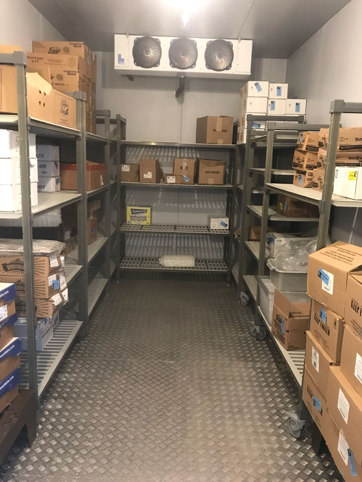 What Good Is Storage Space If You Don T Have Shelving Culinarydepot Shelving Storage Walkin Commercial Kitchen Design Cool Kitchens Dining Room Design