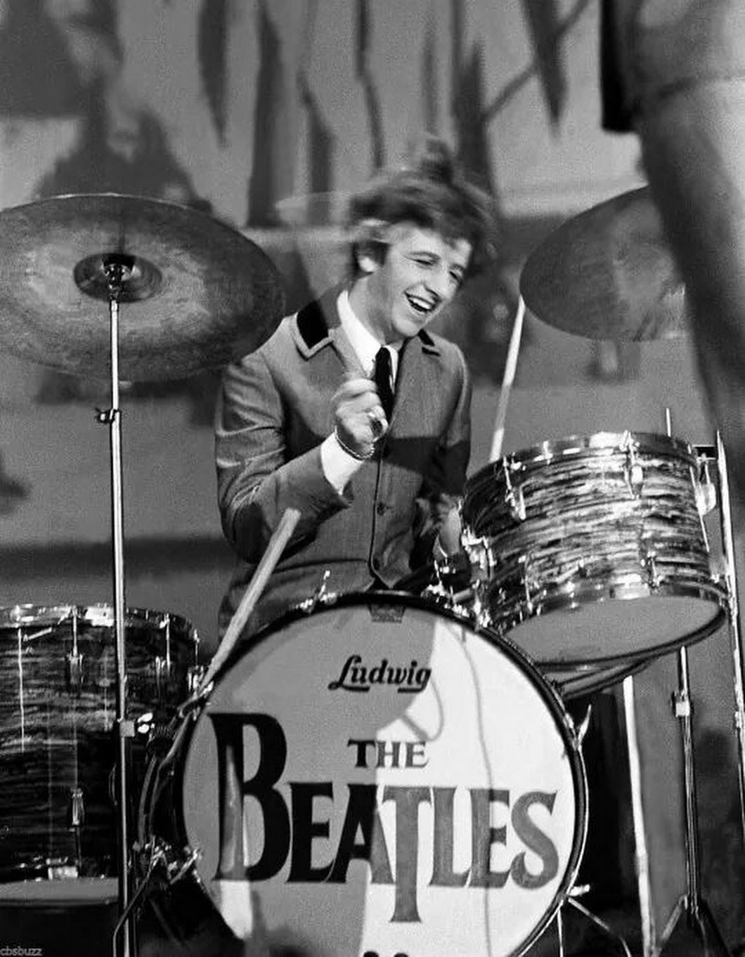 When They Added Ringo They Became The Beatles Musicians
