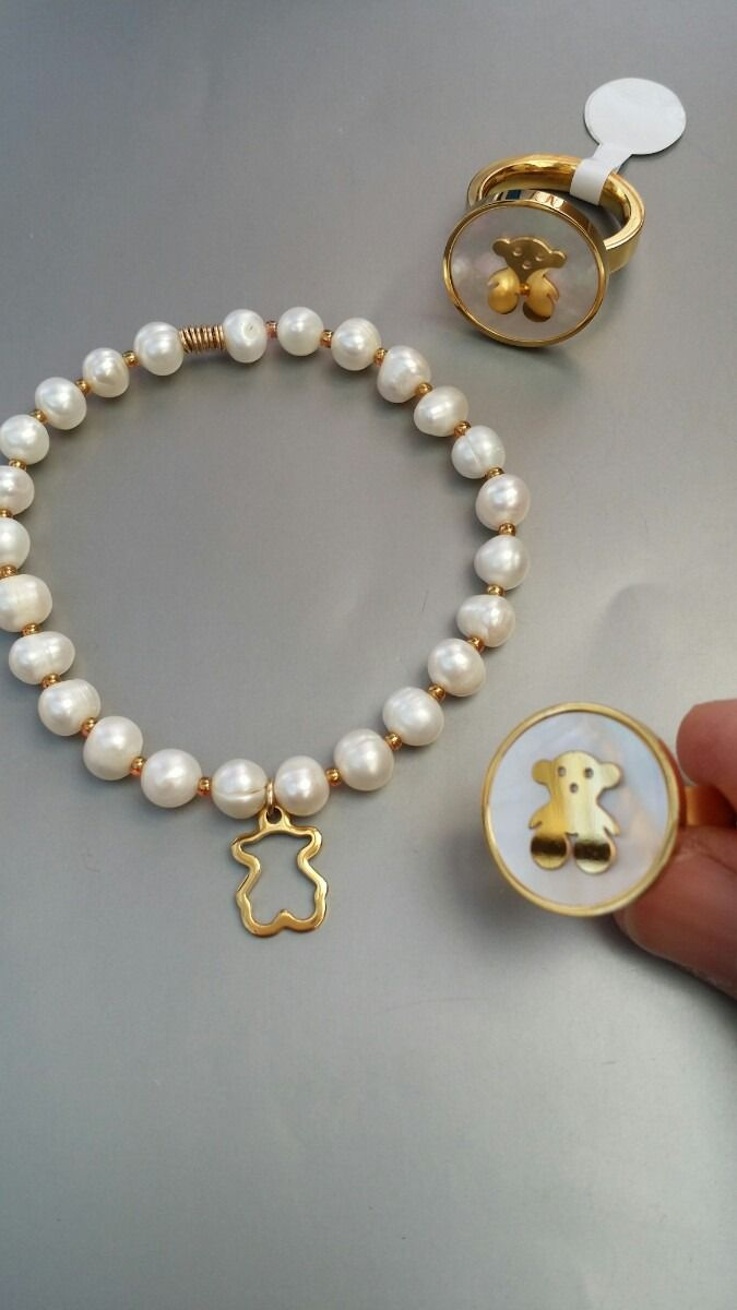 bc700107c216 perlas de rio con oro - Buscar con Google