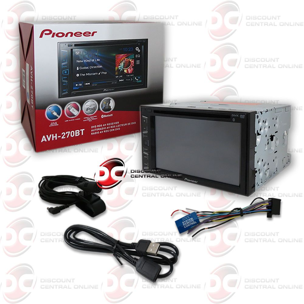 wiring diagram pioneer avh 270bt wiring image boss audio bv9976b in dash single din 7 inch motorized touchscreen on wiring diagram pioneer avh