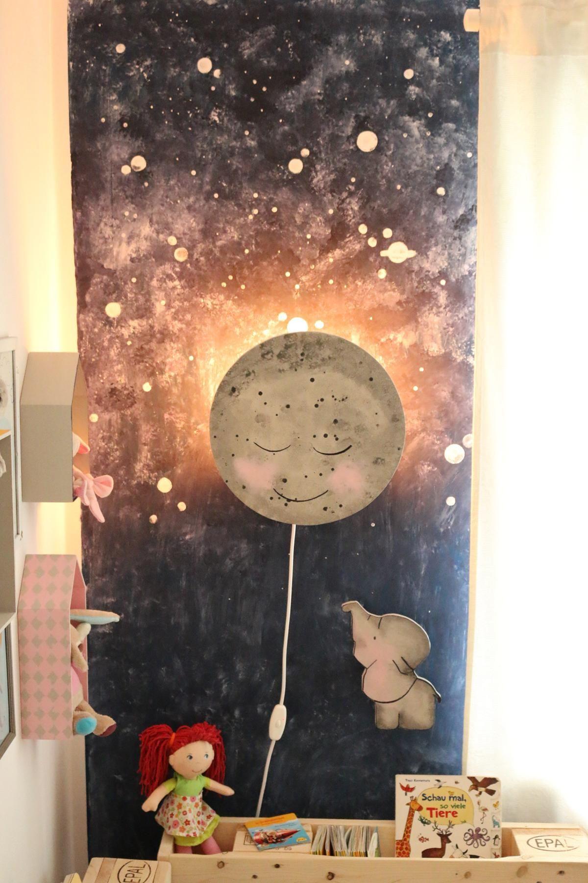 ᐅ Kinderzimmerlampe Selber Bauen Diy Kinderzimmer