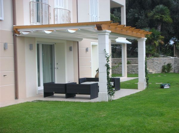 Pergola Covers Canopies | Awnings By SUNAIR, Retractable Awnings|Deck  Awnings|Screens|