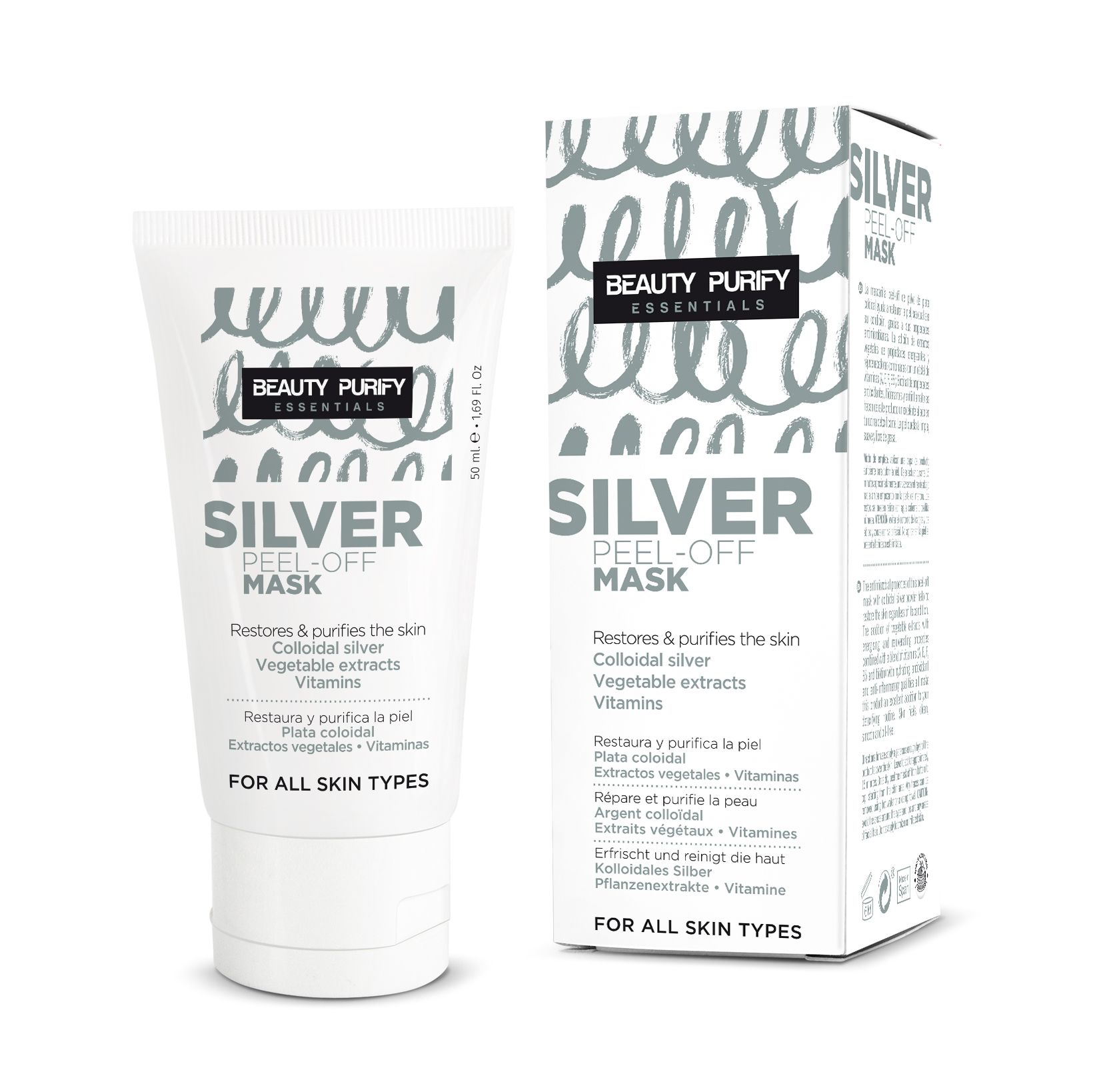Beauty Purify Gold y Silver, dos excelentes mascarillas peel-off