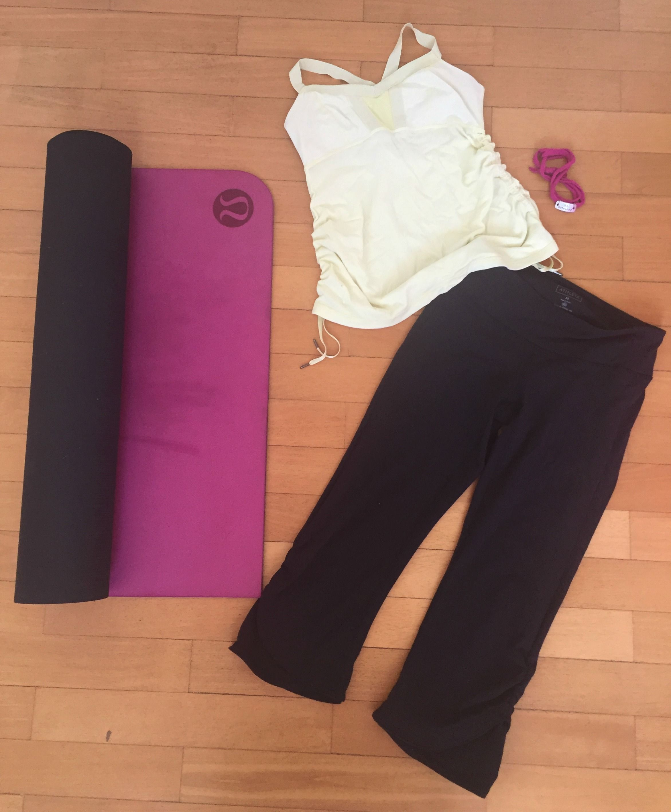 A vinyasa vixen loves all things yoga and meditation.  Do you?  Find out your fitness personality!-- My Own Balance