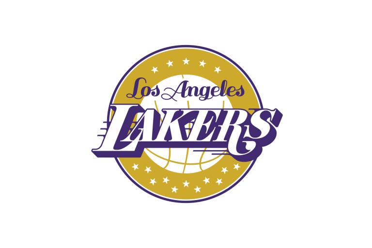 Nba Logo Redesigns Los Angeles Lakers Lakers Logo Nba Logo Lakers