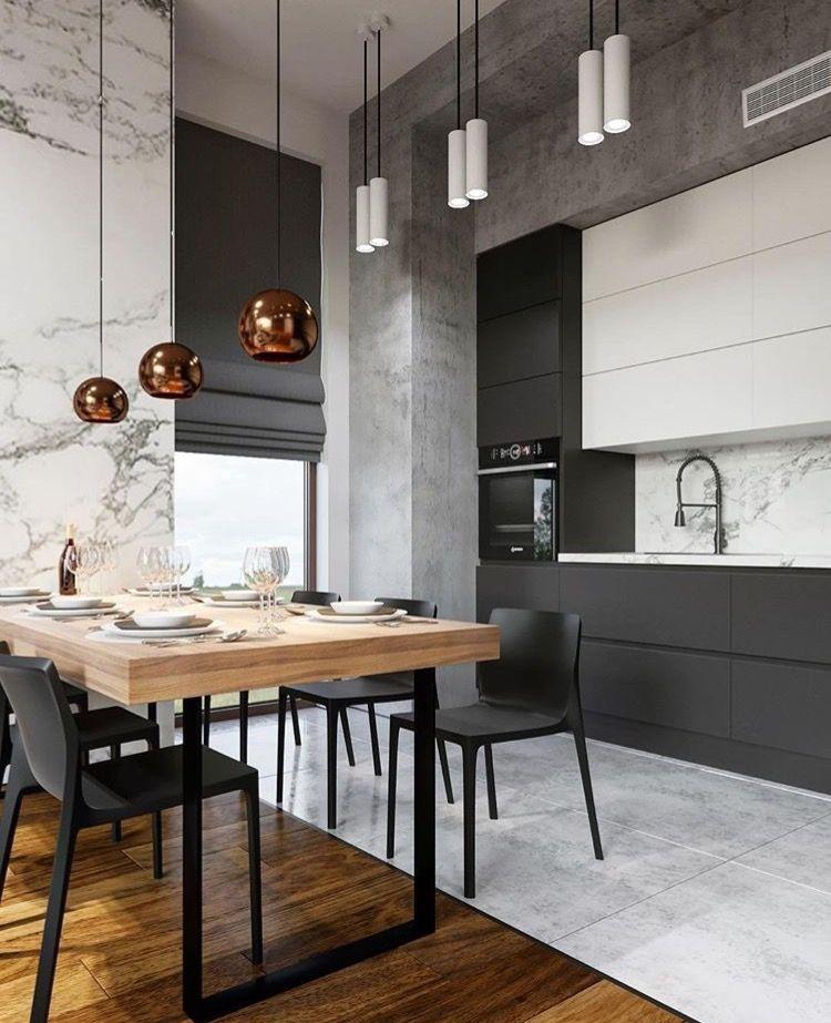 Wohnungen Kleinen Raum Bis Zum Maximum Nutzbar Gemacht Kucheneinrichtung Kuchendesign Und Moderne Kuche