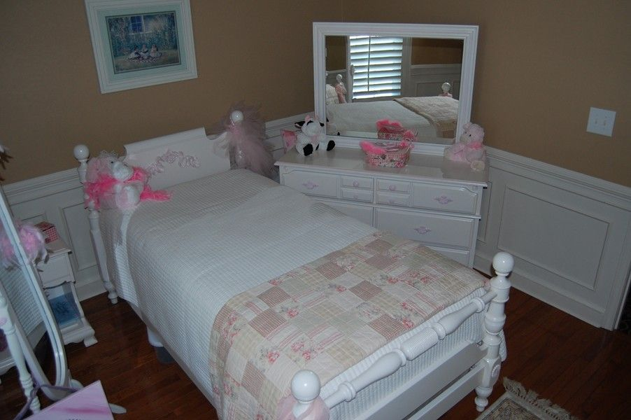 Little Girls Restored Vintage Furniture Certified By The