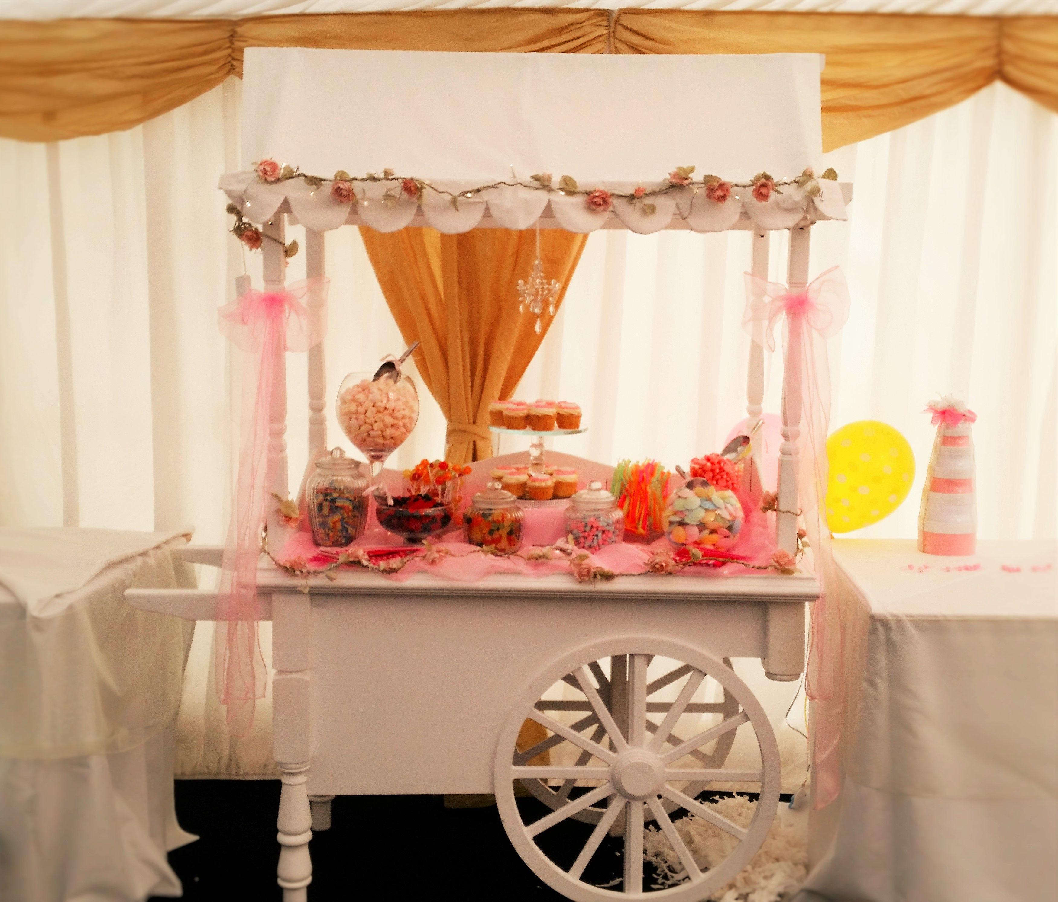 Vintage Wedding Decoration Hire Bedfordshire