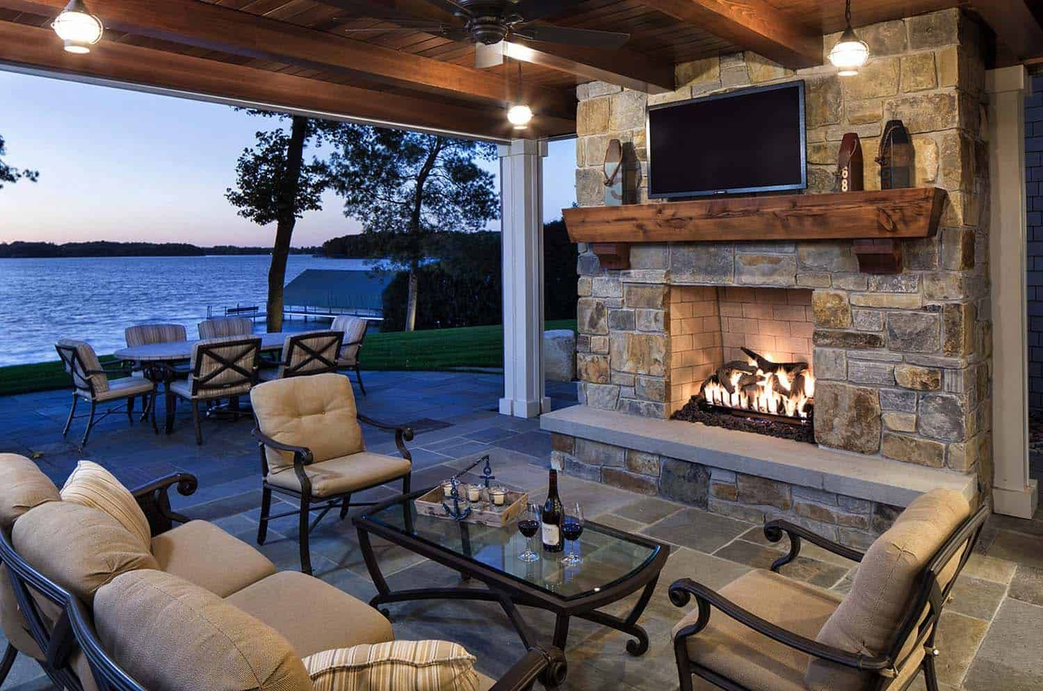 38 Fabulous Ideas For Creating Beautiful Outdoor Living Spaces Beautiful Outdoor Living Spaces Outdoor Living Areas Outdoor Living Space Outdoor patio living spaces