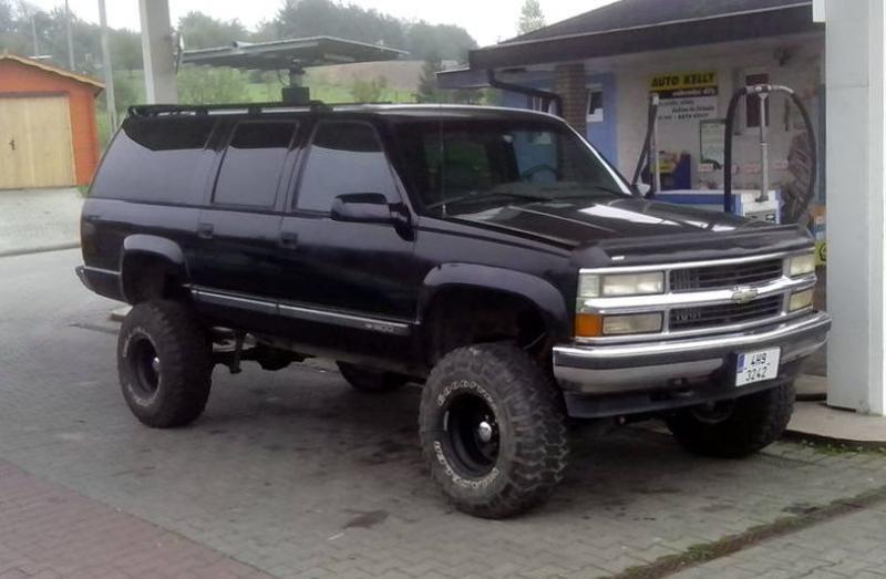 98 Suburban Lifted Lifted Trucks Lifted Chevy Trucks Trucks