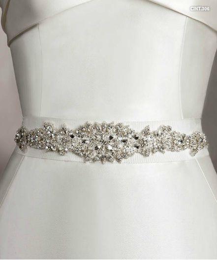 cinturones para vestidos de novias | bodas | pronovias wedding dress