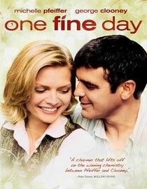 One Fine Day (1996) - Michelle Pfeiffer and George Clooney