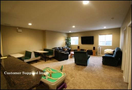 Basement rec room ideas for the home pinterest ideas for Basement rec room designs