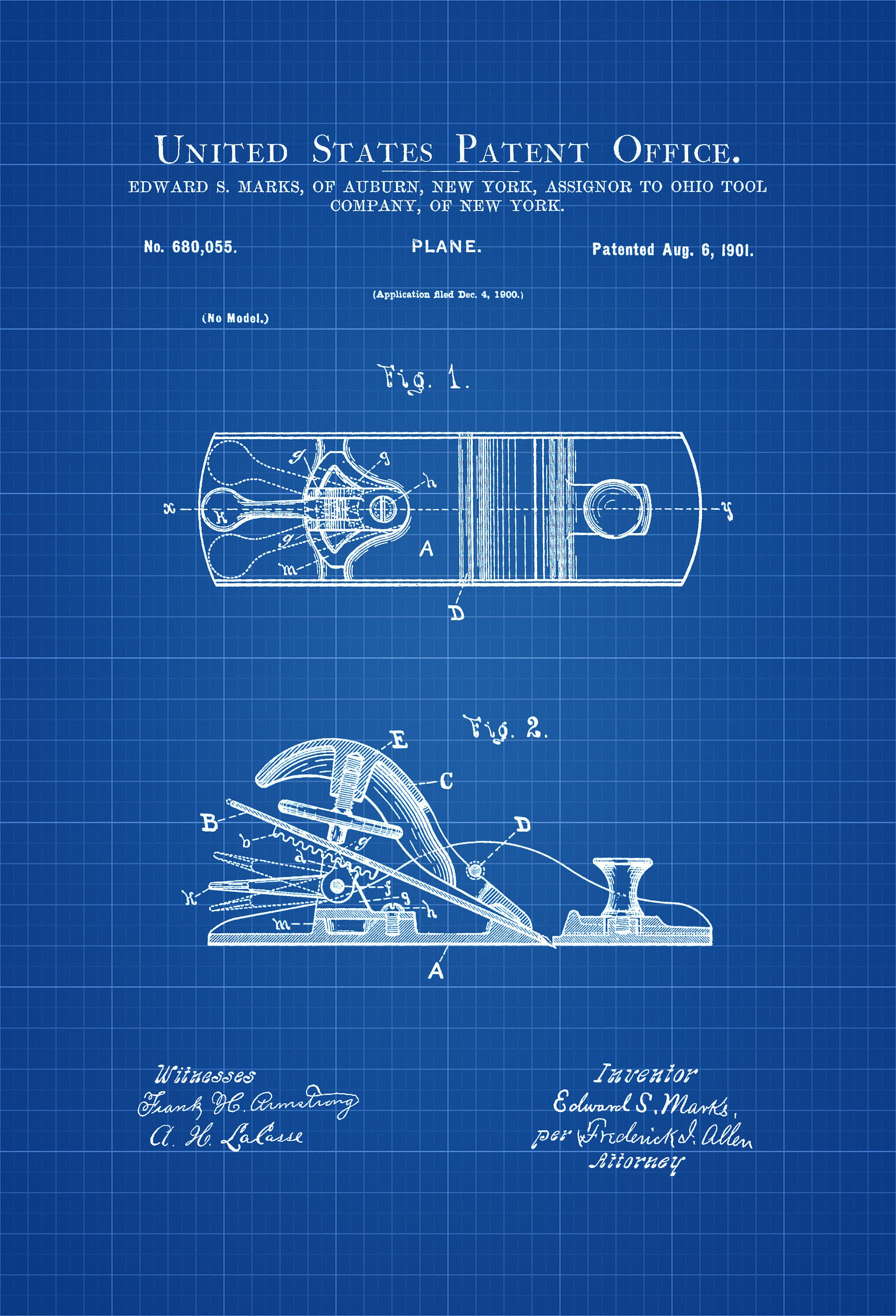 patent specs for wood plane - Yahoo Image Search Results | Art Work ...