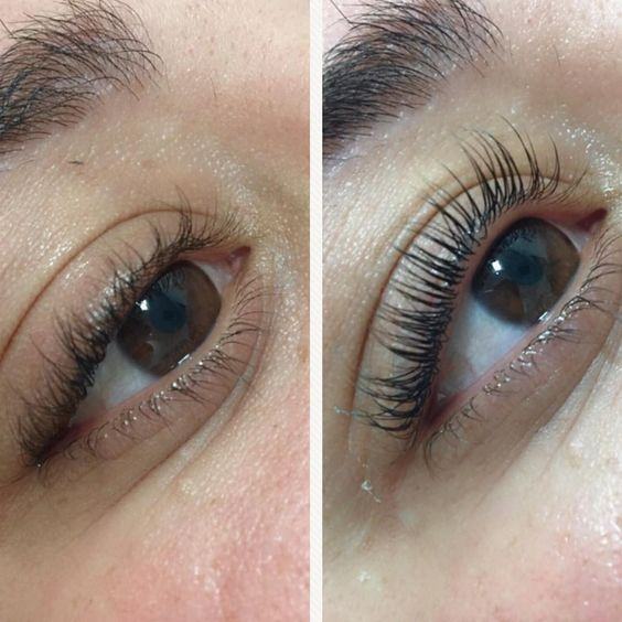 17 Lash Lift Before And After Pictures That'll Give You ...