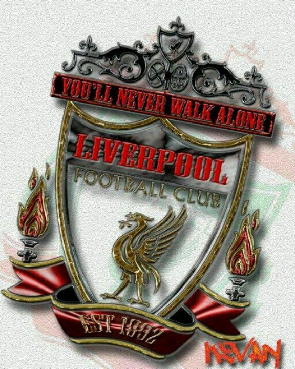 Liverpool Wallpaper: Pin By Ste Midgley On Lfc Logos