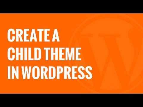 How to Create a WordPress Child Theme | Online Tools and Blog ...