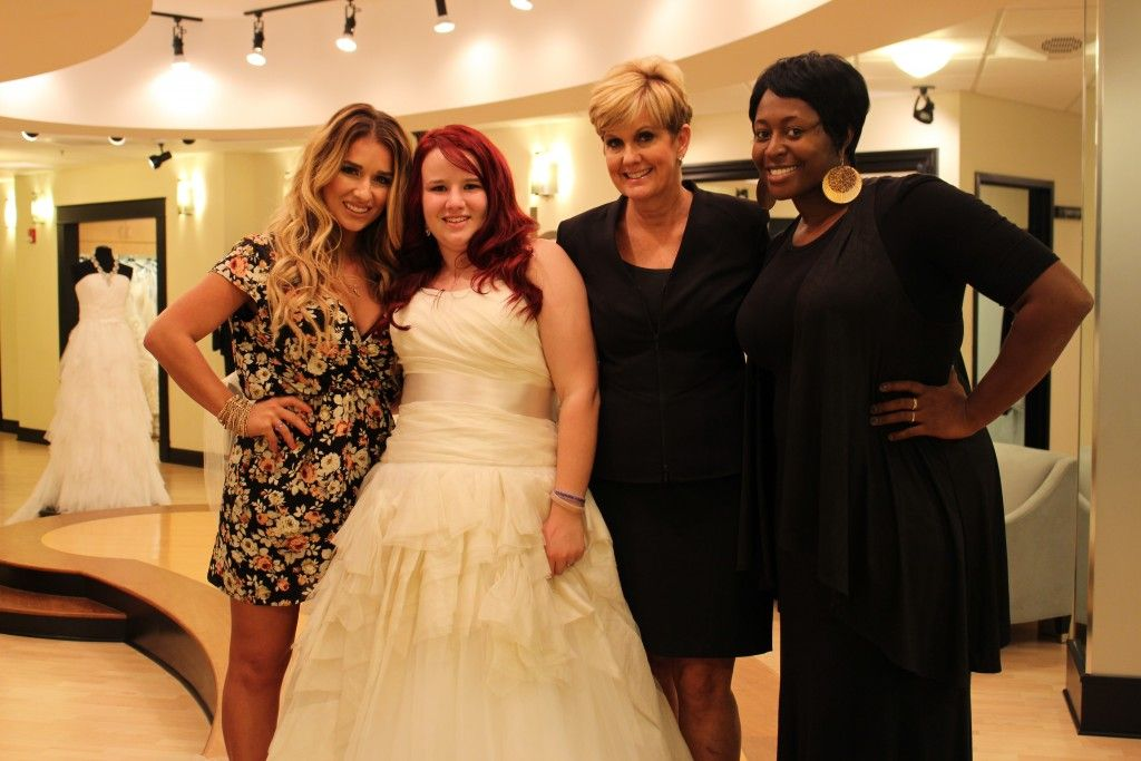 Sometimes the stories of brides-to-be on SAY YES TO THE DRESS ...