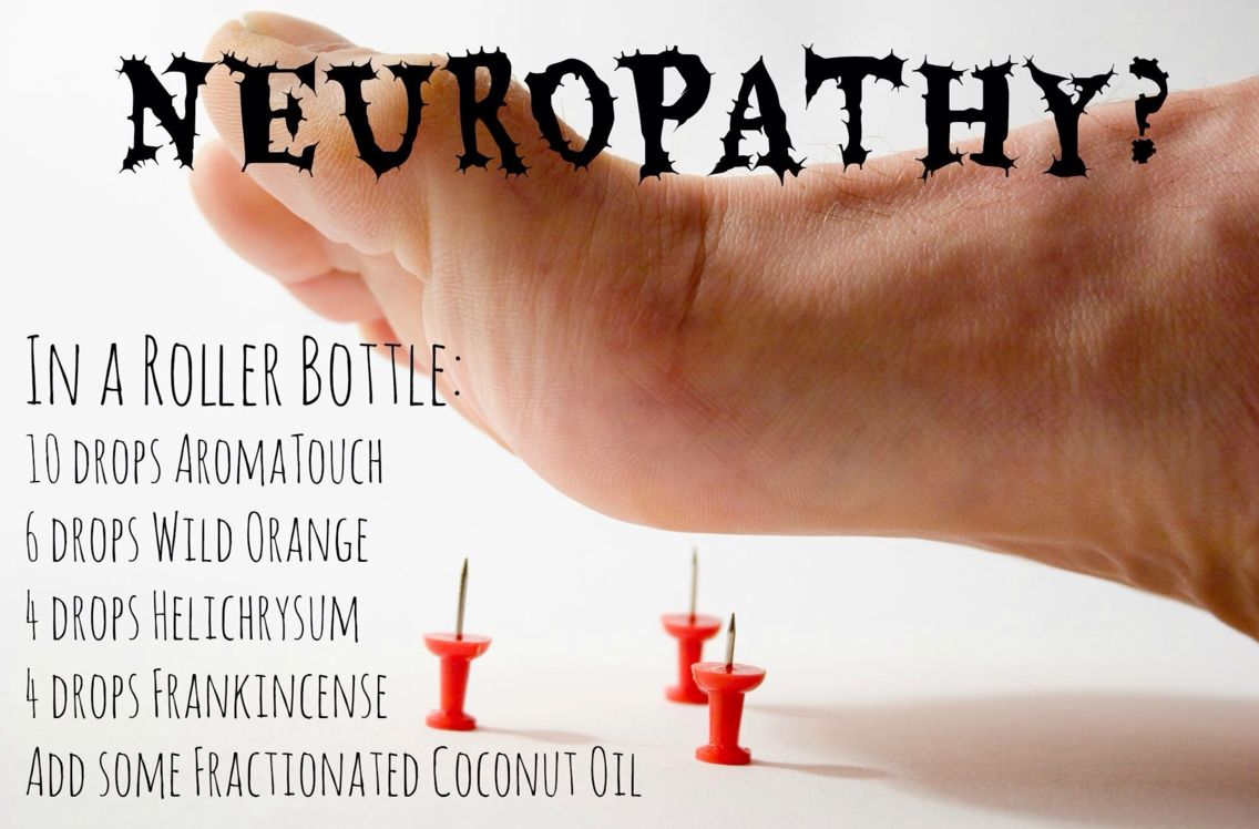 Essential Oil For Neuropathy Health Pinterest Essentials Oil