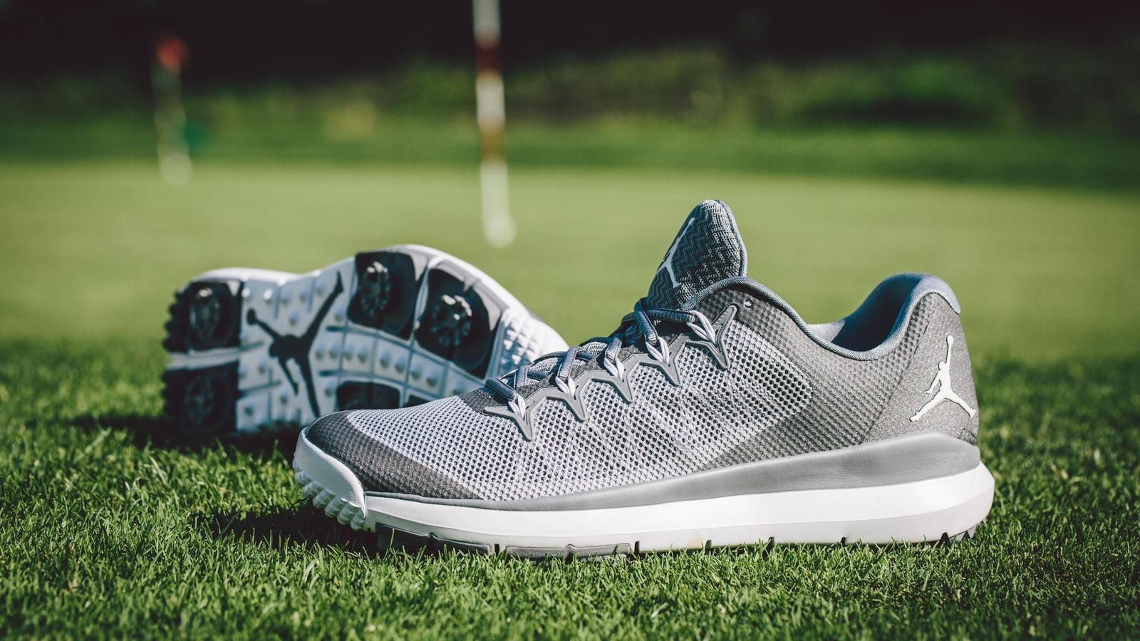 6d096b448cac62 Nike News - Jordan Brand Steps Onto The Green With Jordan Flight Runner Golf  shoe